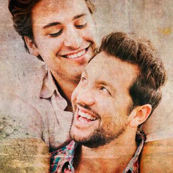 adpassion design: centaurus plakat-kampagne coming out gay lgbt Südtirol