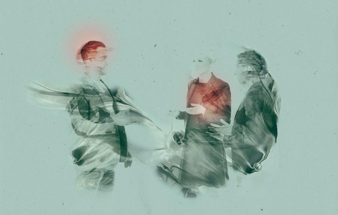 Coaching con la mente e con il cuore. Composizioni d'immagini con Photoshop di adpassion grafica Bolzano, Alto Adige.